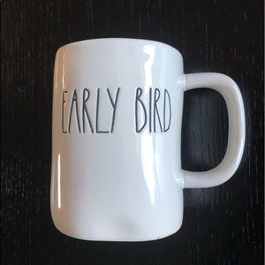 NWOT Rae Dunn artisan collection Early Bird mug